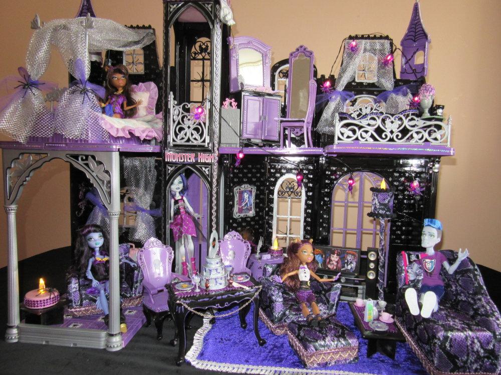 die 25 besten barbiehaus ideen auf pinterest diy puppenhaus barbie puppe haus und. Black Bedroom Furniture Sets. Home Design Ideas
